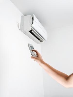 L'aria condizionata è fondamentale nei periodi più caldi