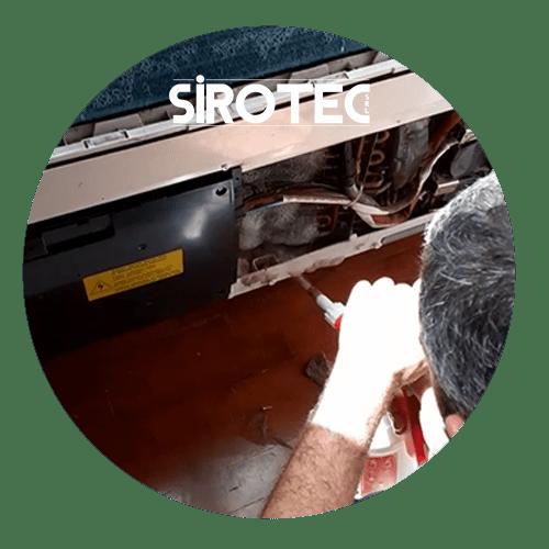 sanificazione condizionatori roma