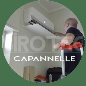 assistenza condizionatori capannelle