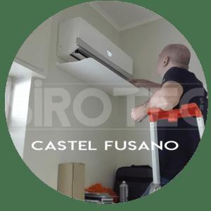 assistenza condizionatori castel fusano