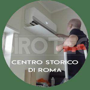 assistenza condizionatori centro storico di roma