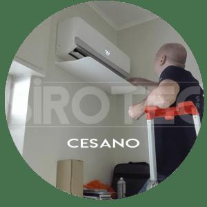 assistenza condizionatori Cesano