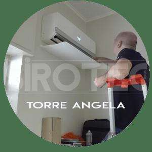 assistenza condizionatori torre angela