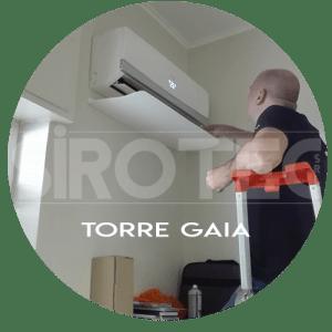 assistenza condizionatori torre gaia
