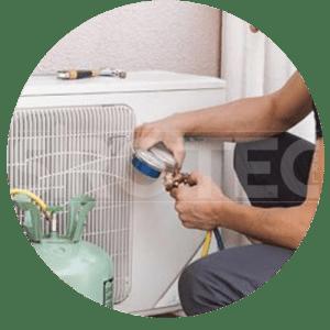 ricariche gas condizionatori roma