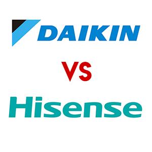Daikin Vs Hisense